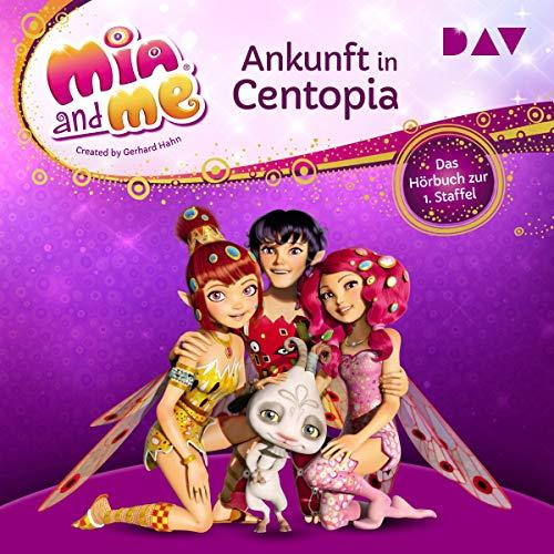 Ankunft in Centopia Titelbild