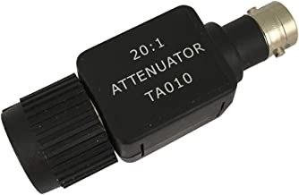 AideTek 20:1 Passive Attenuator For Pico, Other Makes, 300v Max (Original Version)
