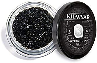 Caviar by Khavyar || American White Sturgeon Caviar (1oz)