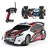 RC Auto Fernsteuerungs Golf schnelles 50km / h MPH 4WD alle Gelände-Nicht für den Straßenverkehr RC Auto. RTR 1/18 2,4 GHz mit wiederaufladbaren Batterien