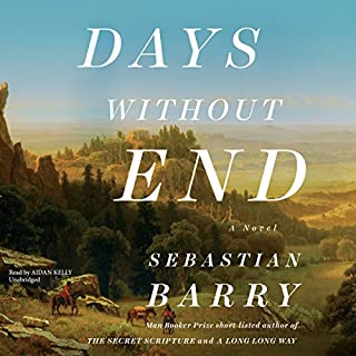 Days Without End audiobook cover art