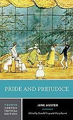 Pride and Prejudice - An Authoritative Text Backgrounds and Sources Criticism de Jane Austen