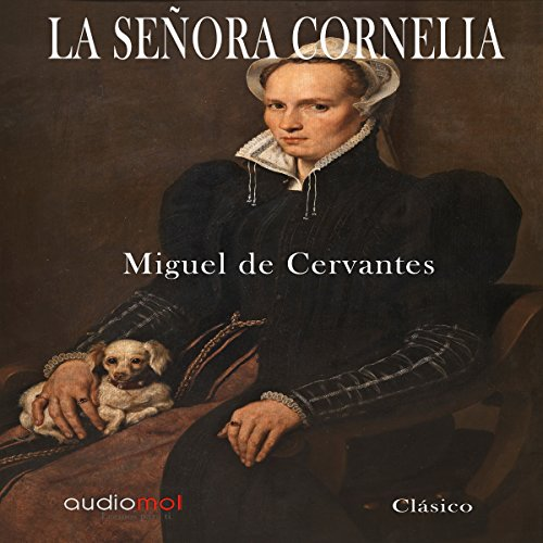 La señora Cornelia [Mrs. Cornelia] audiobook cover art