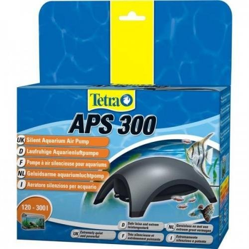 Tetratec Durchlüfter APS 300, Manometer, Druckminderer