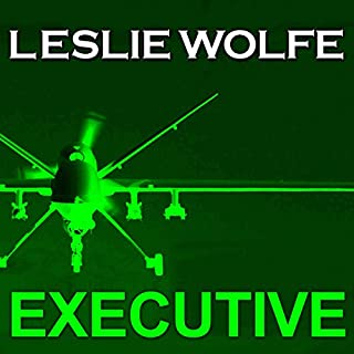 Executive: A Thriller audiobook cover art