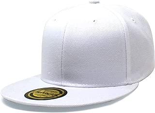 Flat Visor Snapback Hat Blank Cap Baseball Cap