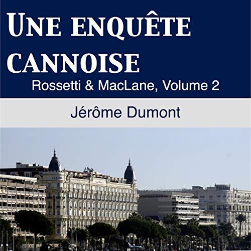 Une Enquête Cannoise audiobook cover art