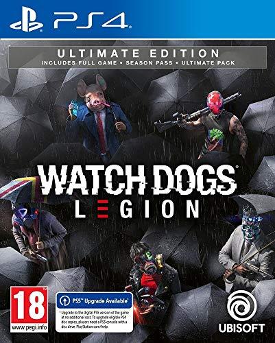 Watch Dogs Legion Ultimate Edition - Playstation 4