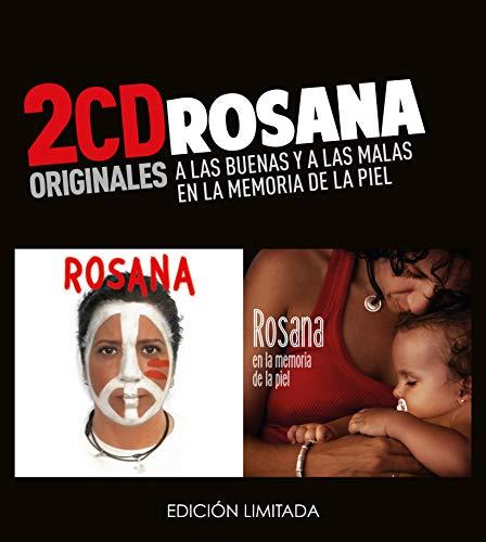 Rosana -A Las Buenas Y A Las Malas  /  En La Memoria De La Piel  (2 CD)