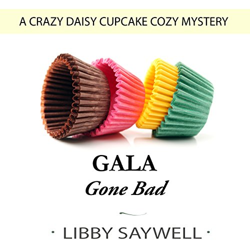 Gala Gone Bad audiobook cover art