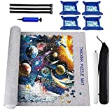 Puzzle Mat Roll Up 2000 Pieces, Puzzle Sorting Trays x 4, Puzzle Roll Up Mat Puzzle Saver Jigsaw Puzzle Mat Puzzle Board Mat Puzzle Mats Puzzle Mat 1000 Pieces Puzzle Mat Roll Up