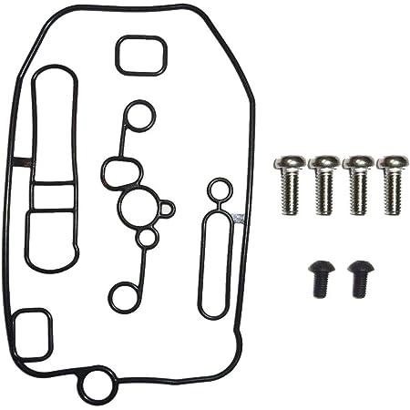 Carb Carburetor Mid Body Repair Rebuild Kit Fits for 250F 450F CRF 250R 450R RMZ FCR KX YZ WR