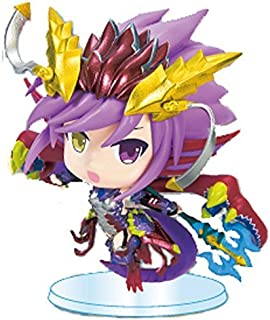 Puzzle & Dragons Mini Red Sonia Pugyutto Figure Collection Vol.4 Extant Dragon Caller Ronia and Ultimate Evolution PAD PND P&D