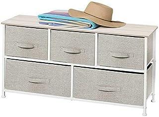 5 Colors New Model DRSSR 452 | Hebel Nouvelle 3 Drawer Dresser Chest