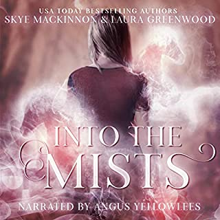 Into the Mists     Seven Wardens, Book 2              By:                                                                                                                                 Laura Greenwood,                                                                                        Skye MacKinnon                               Narrated by:                                                                                                                                 Angus Yellowlees                      Length: 5 hrs and 2 mins     6 ratings     Overall 4.2