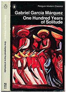 One Hundred Years Of Solitude Pb.