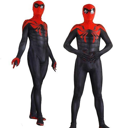 cómodo Cosplay Ropa último último último Spiderman Cosplay Disfraz De Lycra Anime 3D Impresión Digital Tight Christmas Halloween Fancy Dress For Adult Wear Siamese-XXL  descuento online