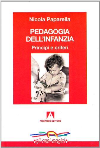 Pedagogia dell'infanzia