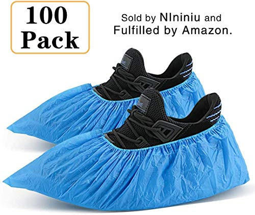 Disposable Shoe Covers & Boot Covers 100...