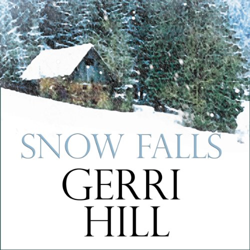 Snow Falls audiobook cover art