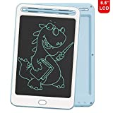 Richgv 8.5 Pollici Tavoletta Grafica LCD Scrittura, Tavolo da Disegno con Stilo, Elettroni...