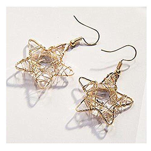 1 paire belle boucle d'oreille femmes oreille Stud mode boucles d'oreilles filles mignon boucle d'oreille -A9