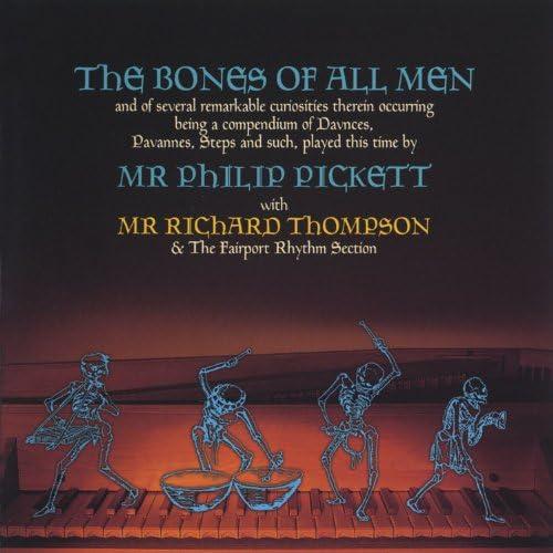 Phillip Pickett With Richard Thompson