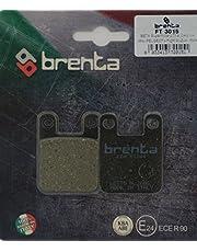 Brenta Pastillas freno organiche Moto para Alfer, Aprilia, Beta, Cipi, Derbi, Gas Gas