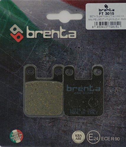 Brenta Bremsbeläge Organische Motorrad für Alfer, Aprilia, Beta, CIPI, Derbi, Gas Gas