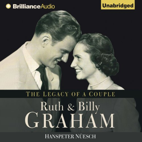 Ruth and Billy Graham audiobook cover art
