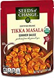 SEEDS OF CHANGE Tikka Masala Simmer Sauce (6pk)