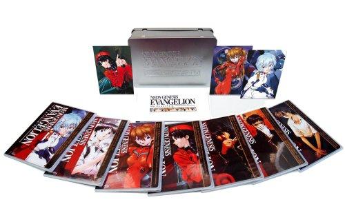 Neon Genesis Evangelion (Platinum edition) [7 DVDs]