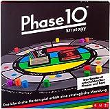 Mattel Games FTB29 Phase 10 Strategy Brettspiel, geeignet für 2 - 6 Spieler, Spieldauer...
