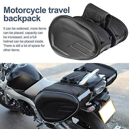LeKing Borse Laterali Moto,Borse Laterali Moto universali,Borse Moto Laterali & Borsa Moto Posteriore
