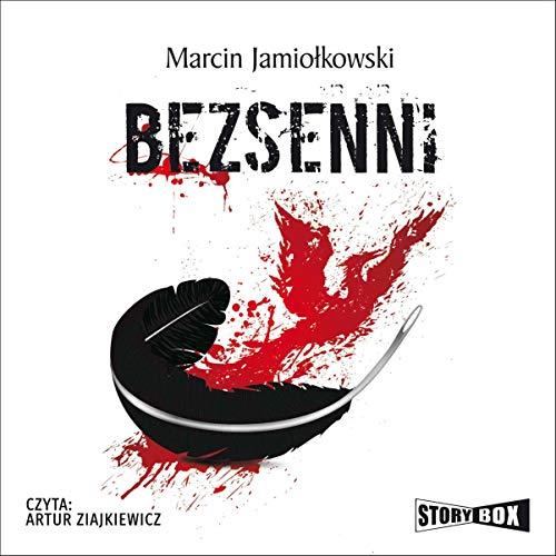 Bezsenni audiobook cover art