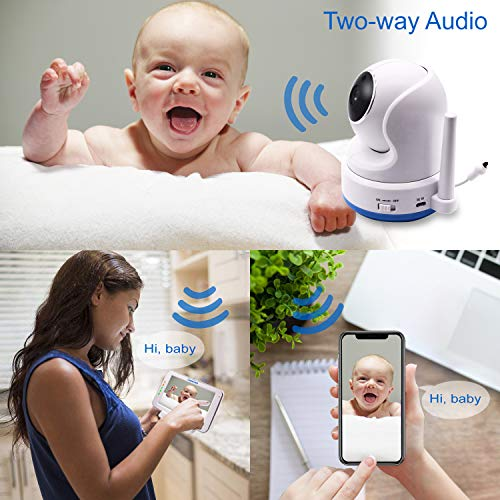 51 Jot6byL 12 Best Baby Monitors Under $150–$200 Review [Updated 2021]