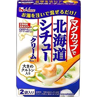 ハウスマグカップで北海道シチュークリーム 53g ×5個