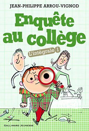 Enquête au collège - L'intégrale Tome 1