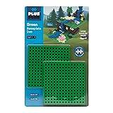 PLUS PLUS – Green Baseplate Duo – Base...