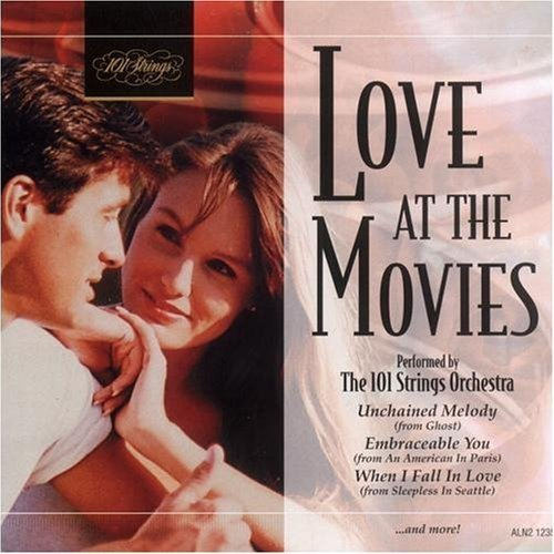 Love At The Movies (101 Strings Orchestra) by 101 Strings Orchestra (2002-04-30)