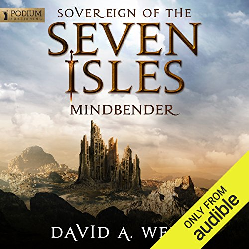 Mindbender audiobook cover art