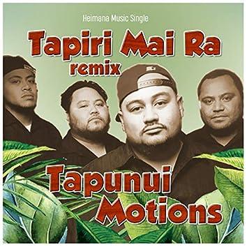 Tapiri Mai Ra (feat. DJ MAXX) [Remix]