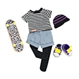 Our Generation 44564 Skater Outfit -