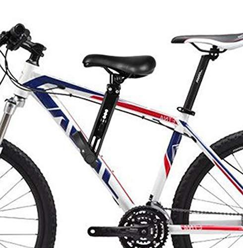 Silla Bicicleta Para Niños Asiento Para Niños En Bicicleta Silla De Seguridad Delantera Para Bicicleta black