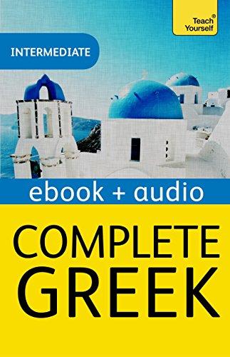 Complete Greek (Learn Greek with Teach Yourself): Enhanced Edition (English Edition)