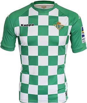 Kappa Jersey Coca Cola Betis Camiseta Hombre: Amazon.es: Deportes y aire libre