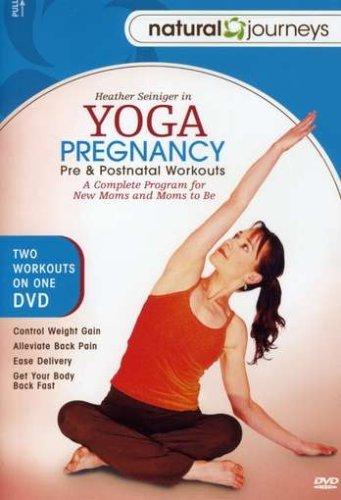 Yoga Pregnancy: Pre & Post Natal Workouts [DVD] [Region 1] [US Import] [NTSC]