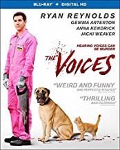 The Voices [Blu-ray] [Import]