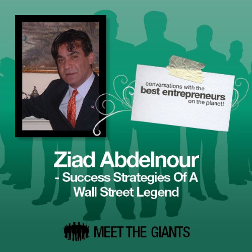 Ziad Abdelnour - Success Strategies of a Wall Street Legend audiobook cover art