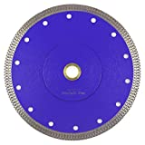 Tile Blade 7 Inch,Stylish Y&I Porcelain Blade Super Thin Ceramic Diamond Saw Blades